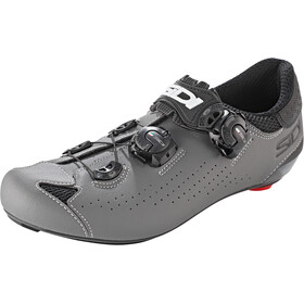 Sidi Genius 10 Schoenen Heren, black/grey